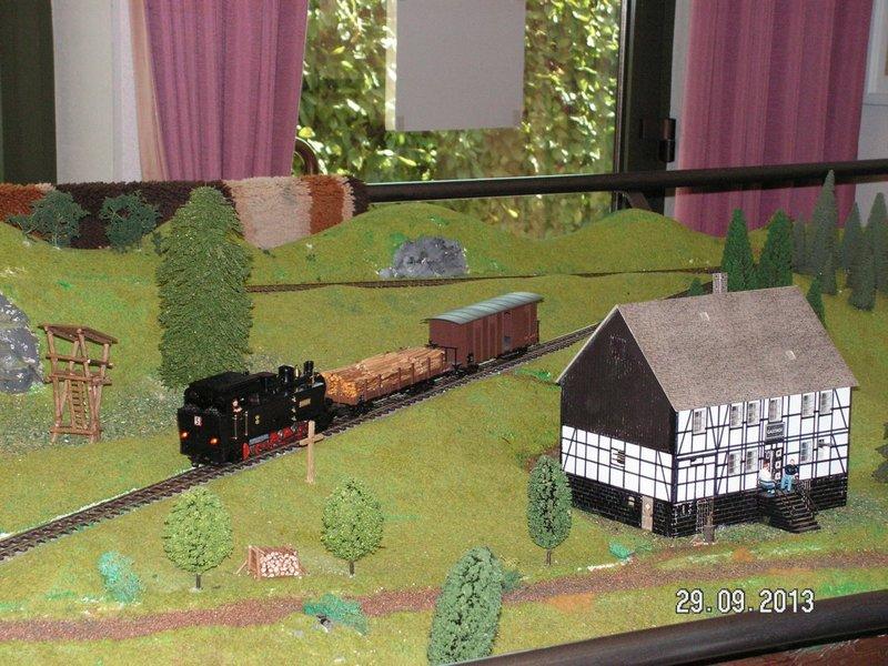 Modellbahn Schauanlage in Medebach im Sauerland 30387149tl