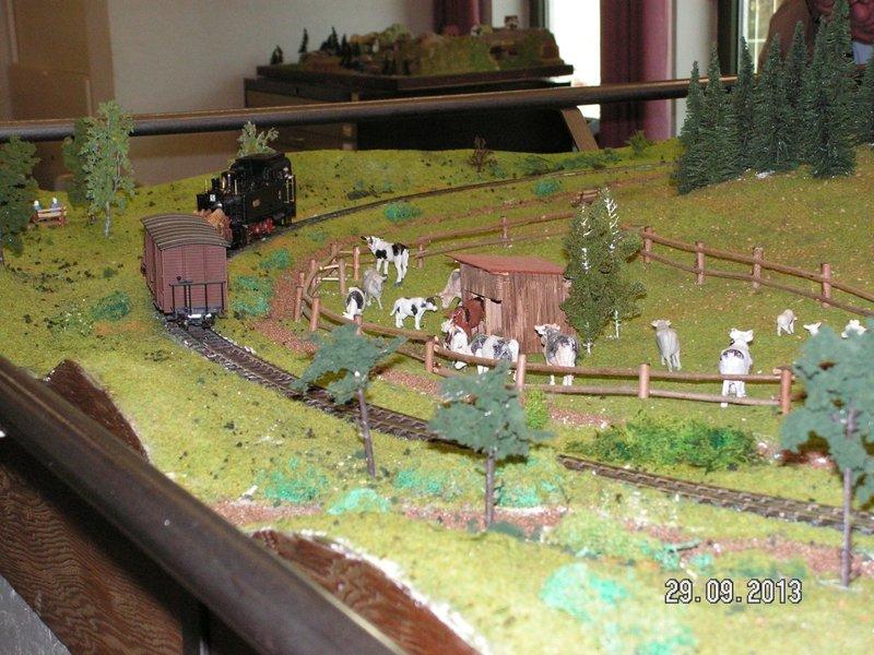 Modellbahn Schauanlage in Medebach im Sauerland 30387152bf