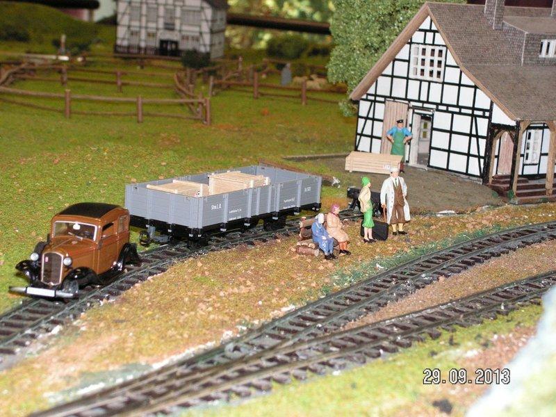 Modellbahn Schauanlage in Medebach im Sauerland 30387154wj