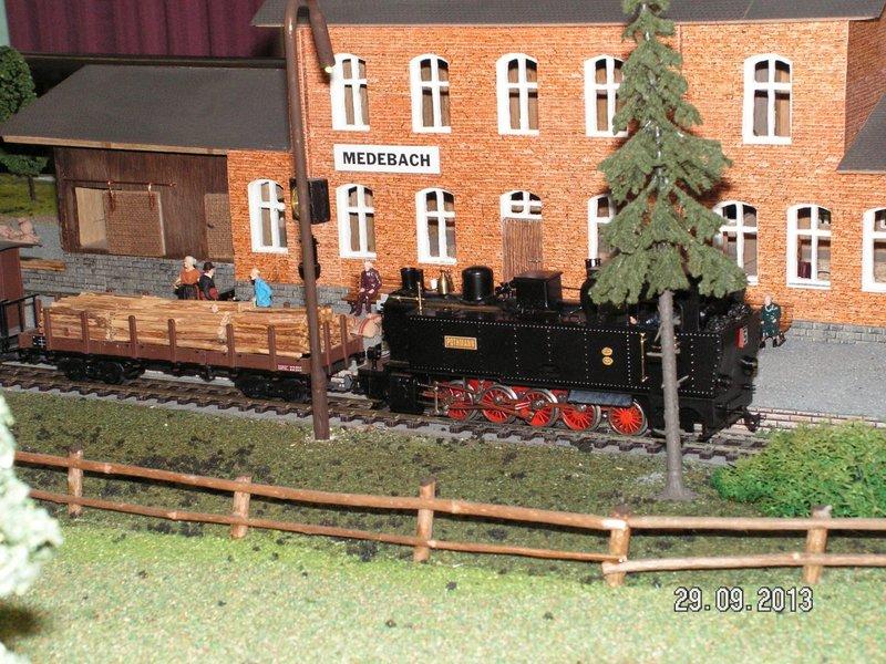 Modellbahn Schauanlage in Medebach im Sauerland 30387158km