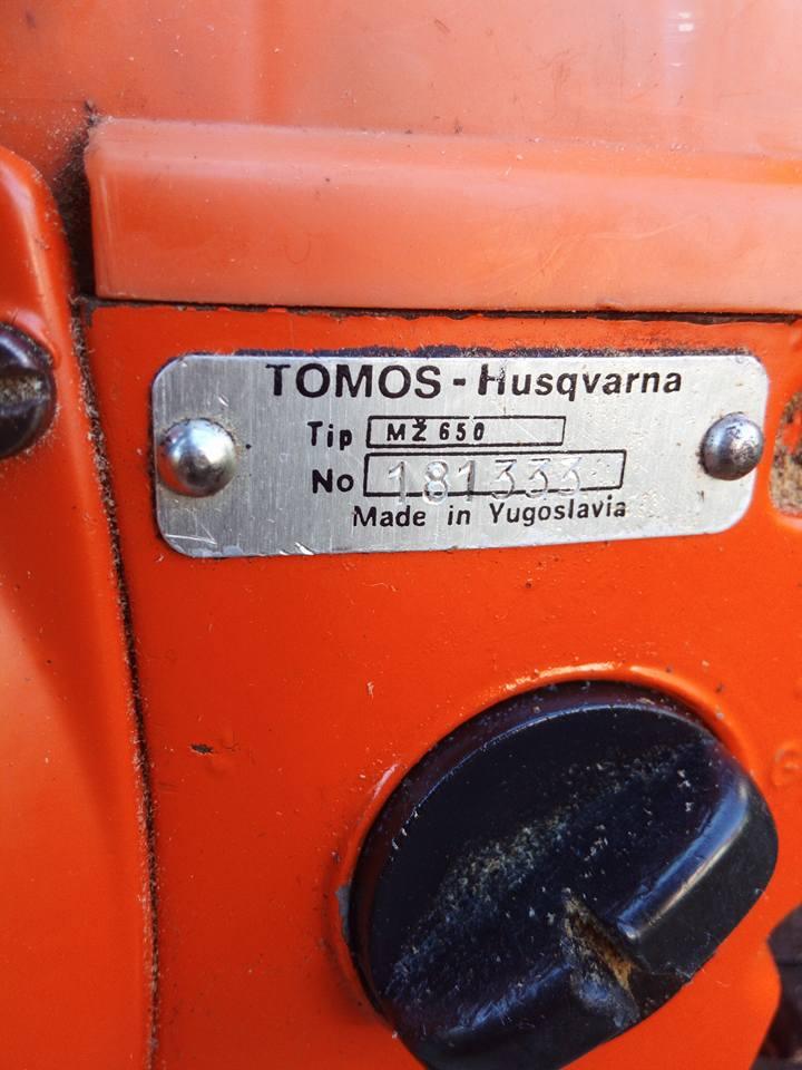 Motorne pile Tomos  30464445xv