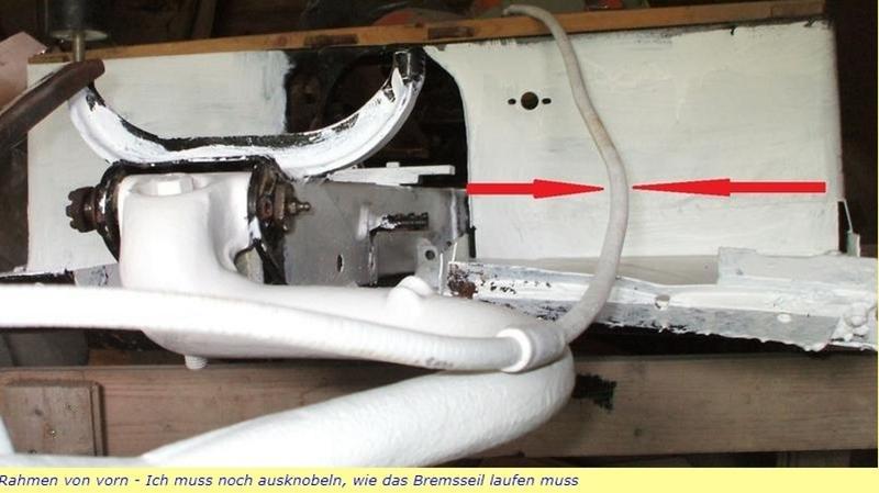 Borgward Dreirad FW200 30477502ur
