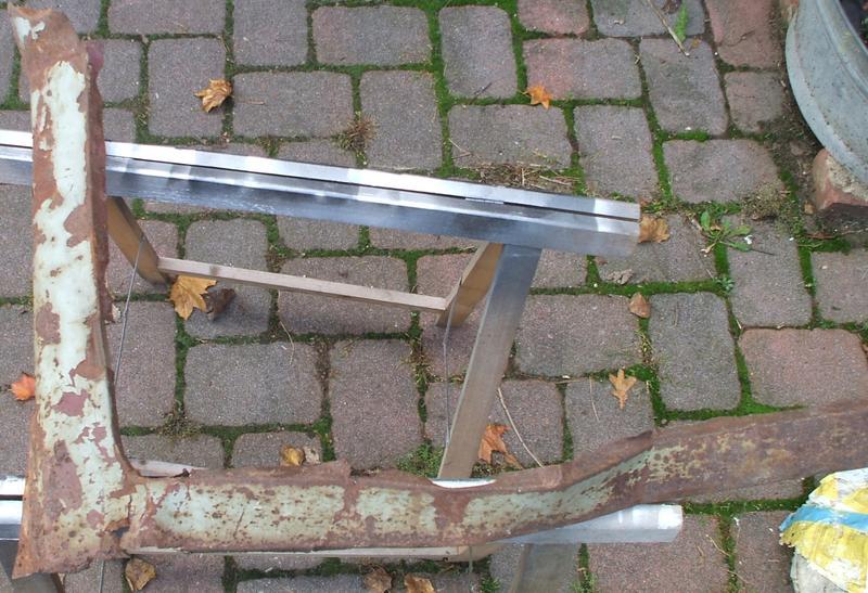 Borgward Dreirad FW200 30501251hv