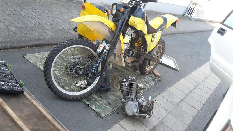 Enduro Gespann VMC mit Yamaha XT 500 Motor - Seite 2 30700175ra