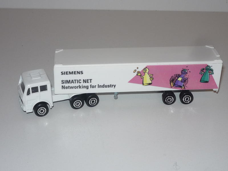 N°361 - MERCEDES SEMI-CONTAINER 31061040nh