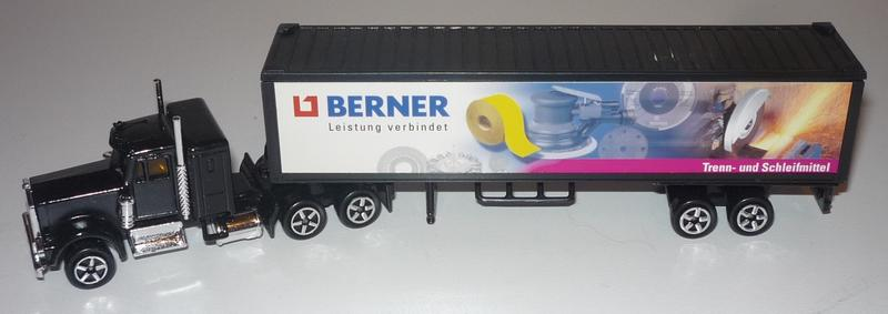 N°604 Kenworth W900 + Semi Container 31164647ce