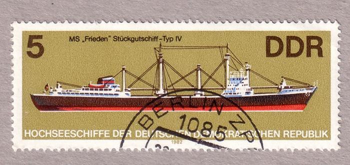 Hochseeschiffe der DDR 3172059
