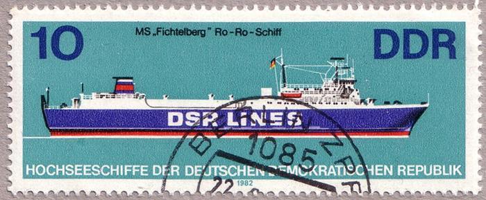 Hochseeschiffe der DDR 3174167