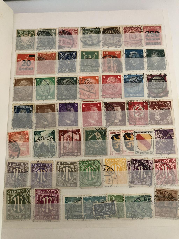 Briefmarken aus Nachlass 33468045mp