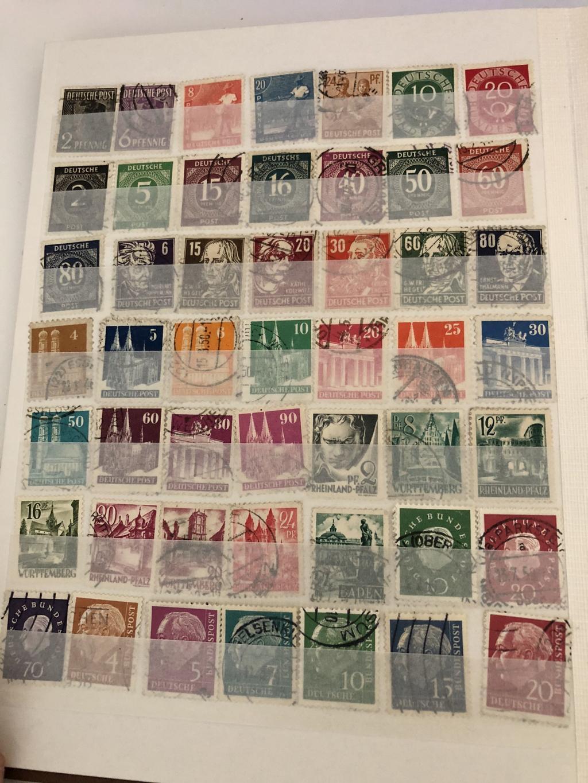Briefmarken aus Nachlass 33468047wx