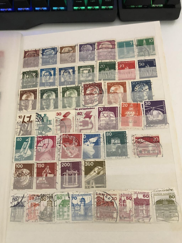 Briefmarken aus Nachlass 33468050ku
