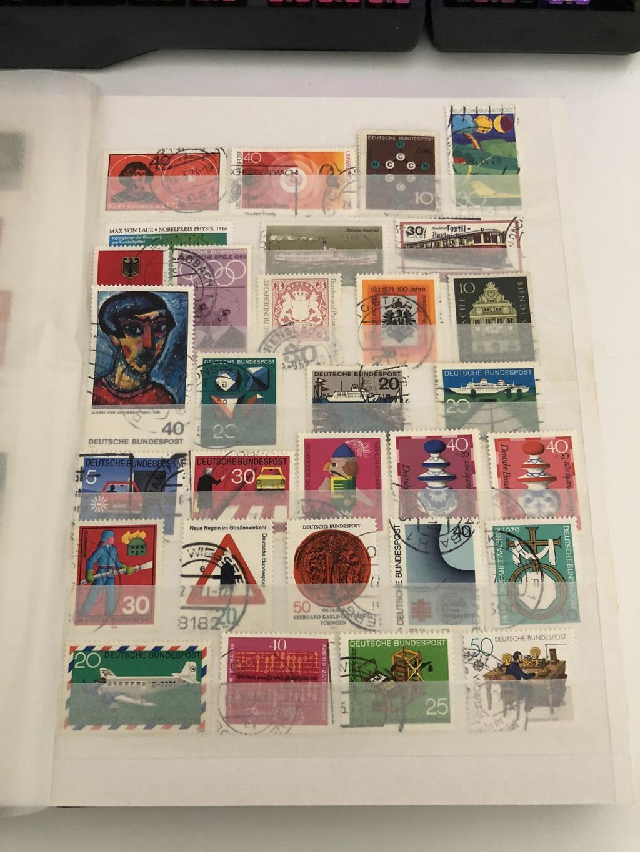Briefmarken aus Nachlass 33468056bh