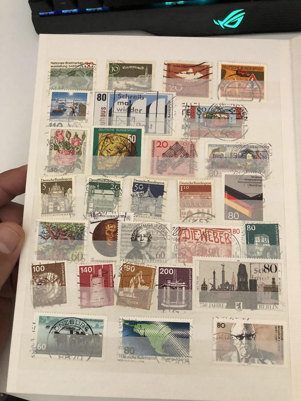 Briefmarken aus Nachlass 33468058kf