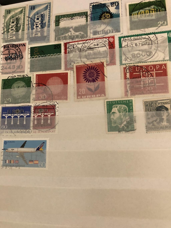 Briefmarken aus Nachlass 33468061ok