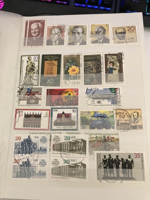 Briefmarken aus Nachlass 33468066nr
