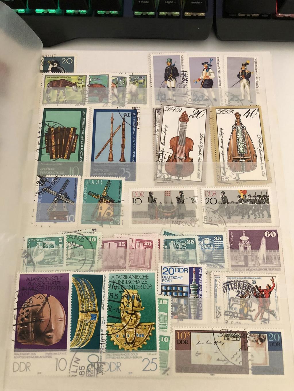 Briefmarken aus Nachlass 33468117zd