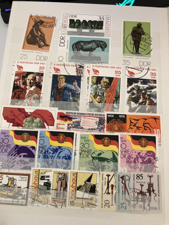 Briefmarken aus Nachlass 33468121wm