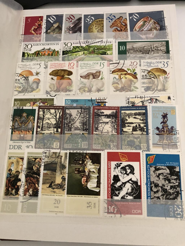 Briefmarken aus Nachlass 33468123yo