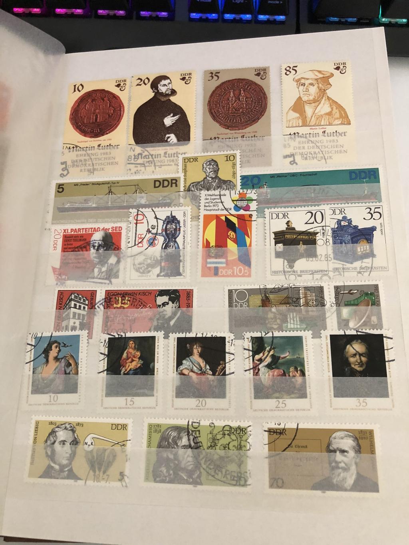 Briefmarken aus Nachlass 33468129li