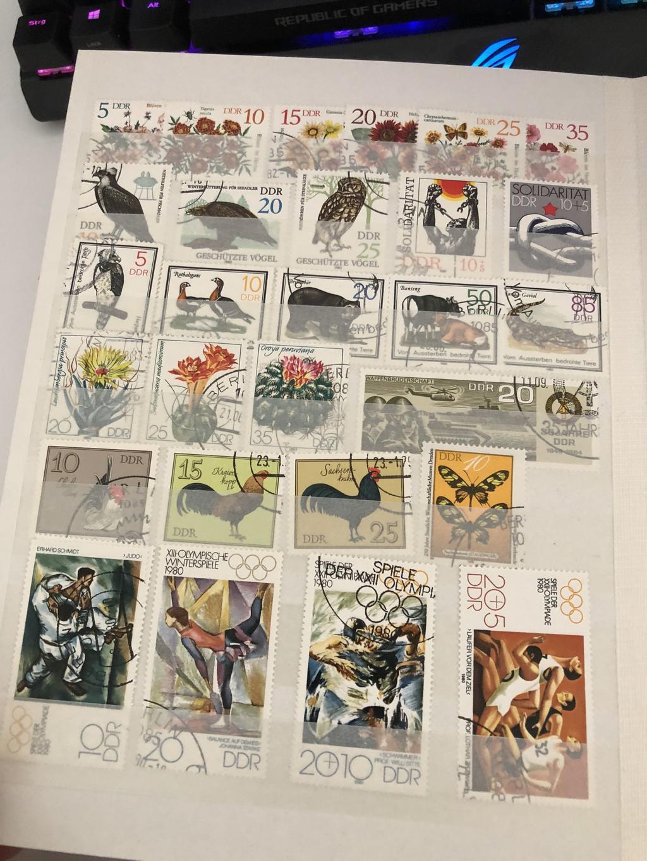 Briefmarken aus Nachlass 33468131uf