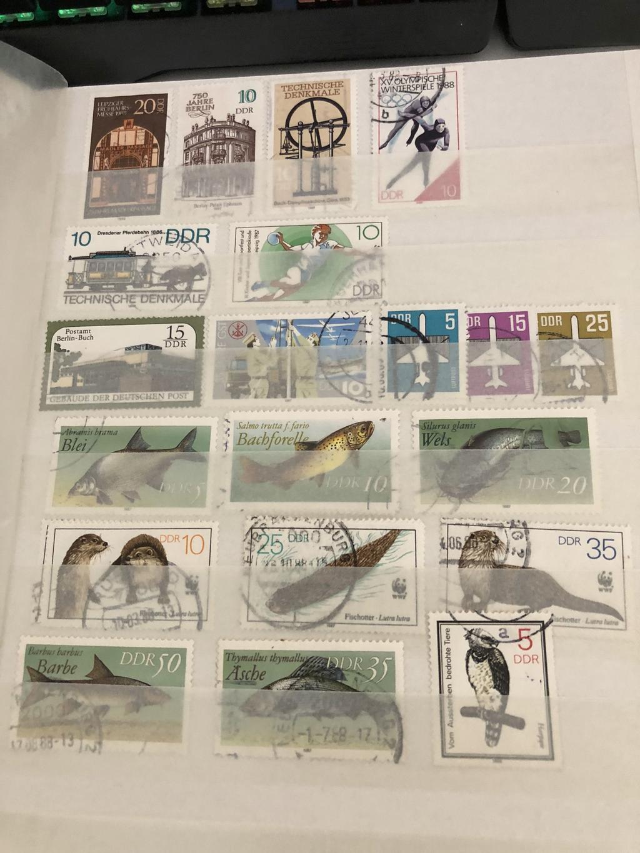 Briefmarken aus Nachlass 33468172br