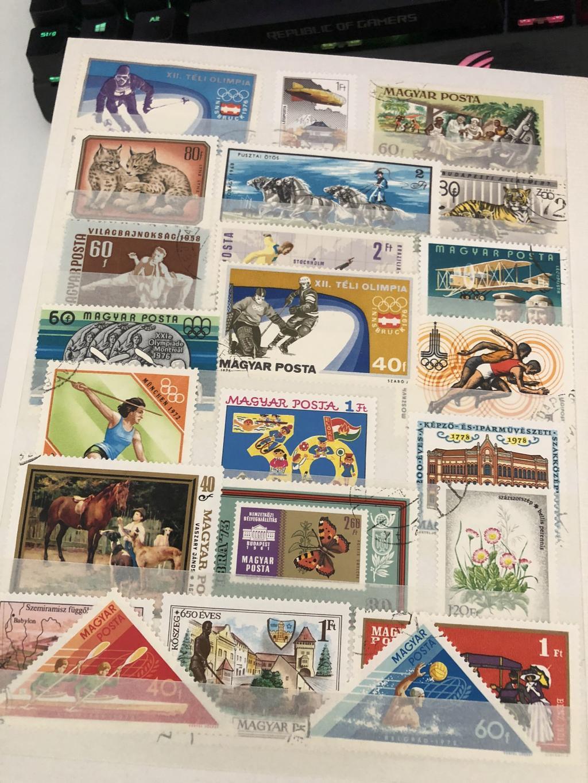 Briefmarken aus Nachlass 33468174uo