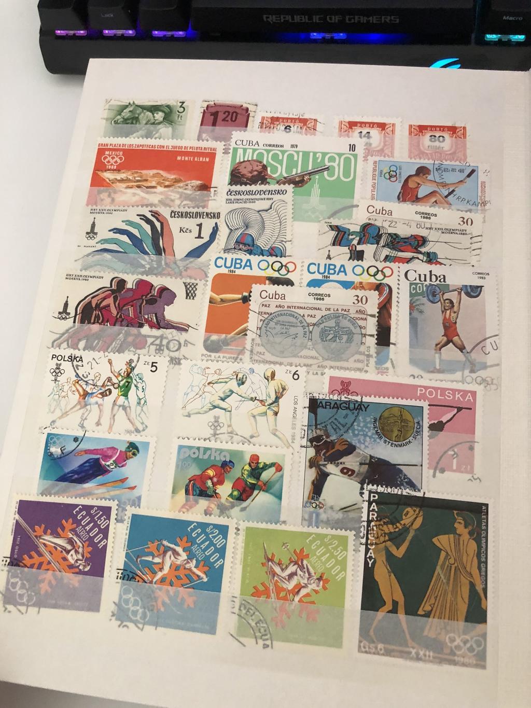 Briefmarken aus Nachlass 33468177zz