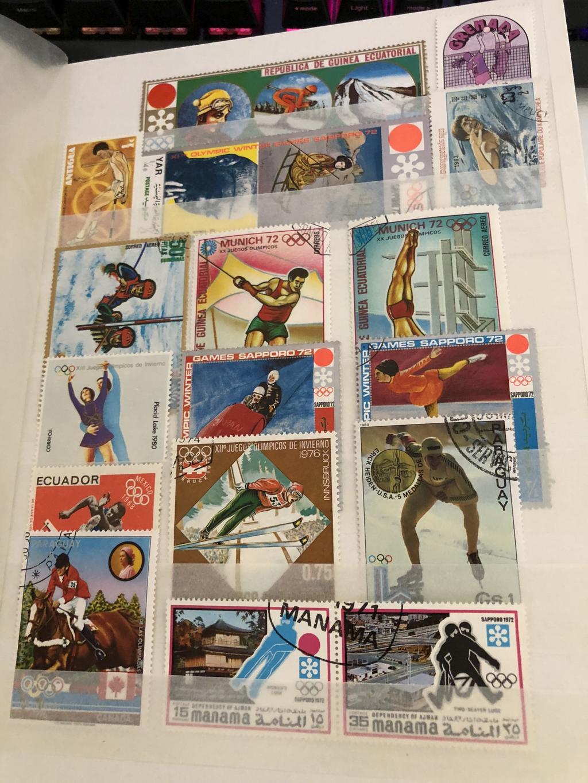 Briefmarken aus Nachlass 33468178gf