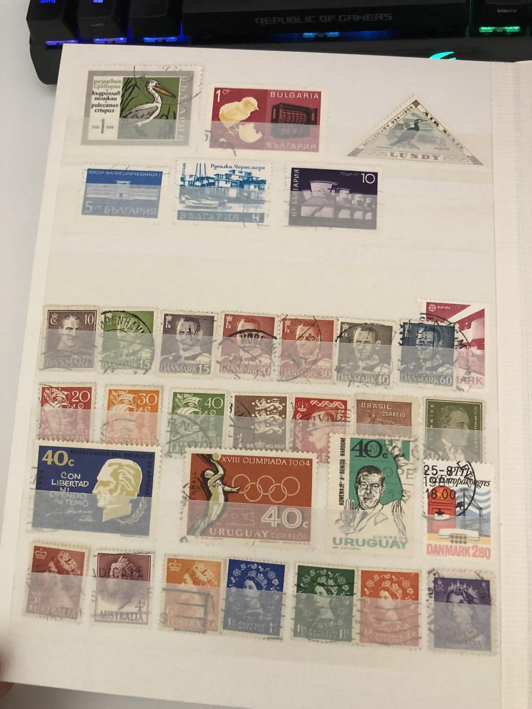 Briefmarken aus Nachlass 33468183fz