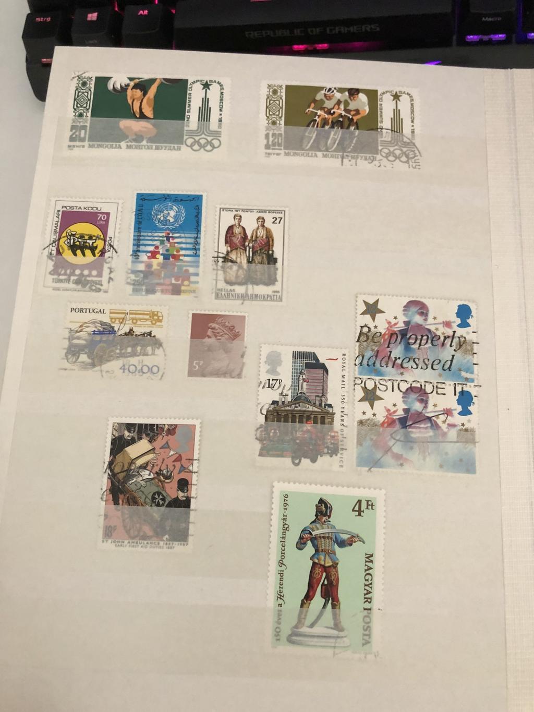 Briefmarken aus Nachlass 33468206rz