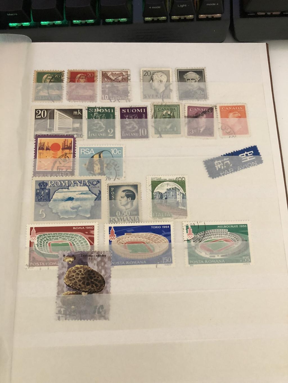 Briefmarken aus Nachlass 33468208ab
