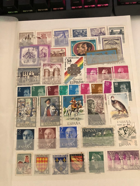 Briefmarken aus Nachlass 33468211lz
