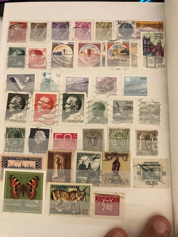 Briefmarken aus Nachlass 33468212mz