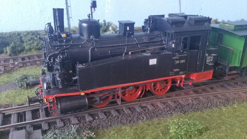 Sächsische VT  BR 89 Spur 0 33606845sf
