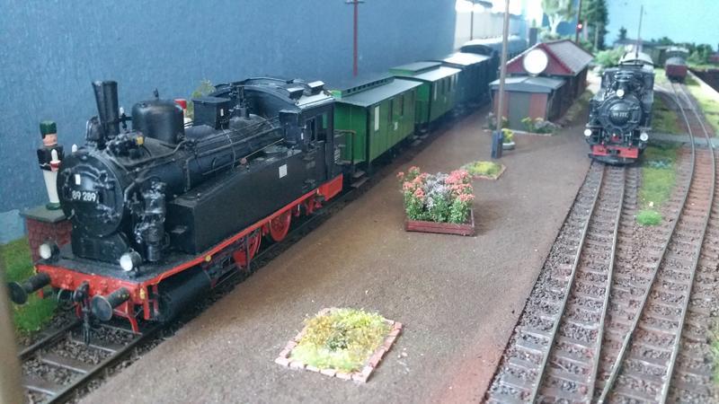 Sächsische VT  BR 89 Spur 0 33606846vo