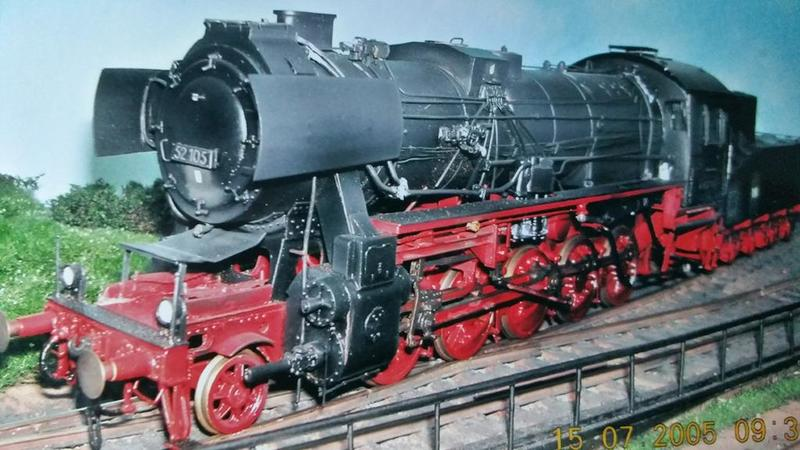 Sächsische VT  BR 89 Spur 0 33682046qc