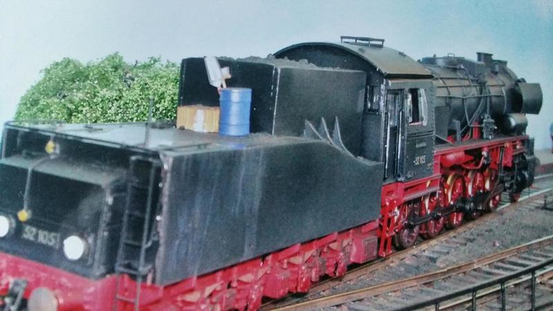 Sächsische VT  BR 89 Spur 0 33682047hl