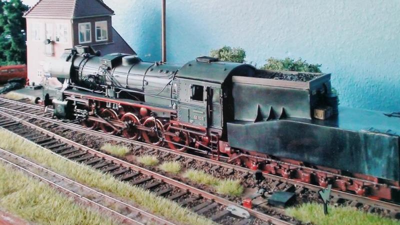 Sächsische VT  BR 89 Spur 0 33682048od