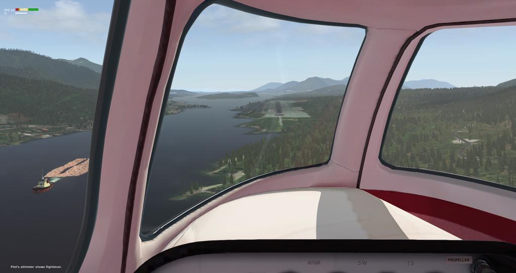 Dienstagsflug rund um Klawock und Co. 33859918oo