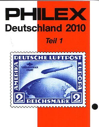 Philex Deutschland 2010 Taschenkatalog (Teil 1) zu verschenken 3386960