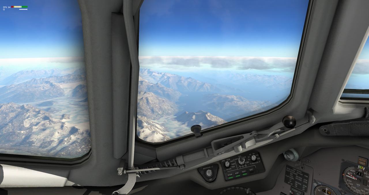 Mit der Default MD-82 von Anchorage nach Ketchikan 33962353xe