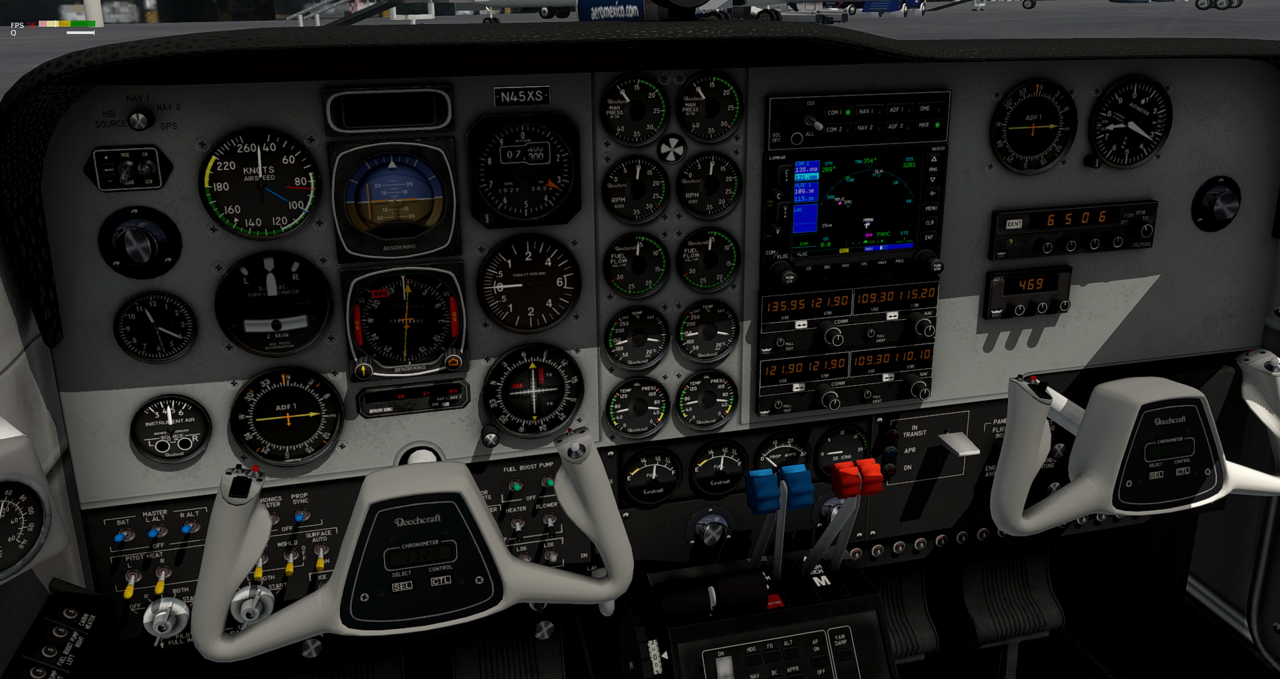 Die Standardflugzeuge des X-Plane 11 33982277kn