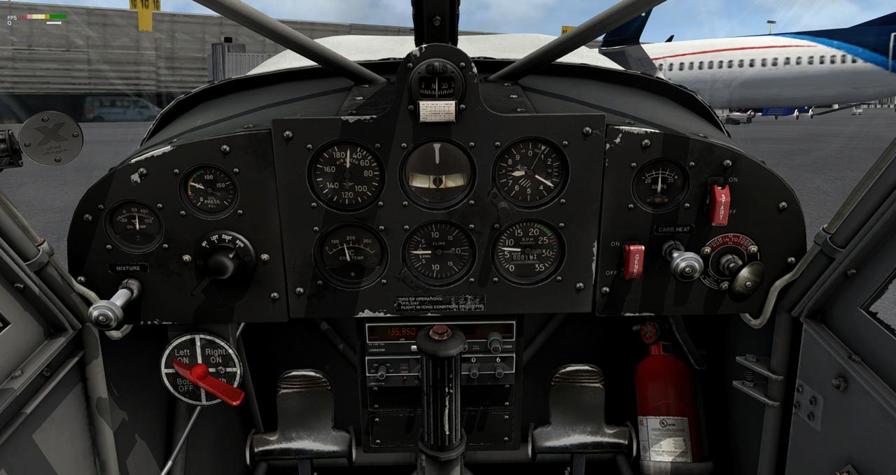 Die Standardflugzeuge des X-Plane 11 33982454fi