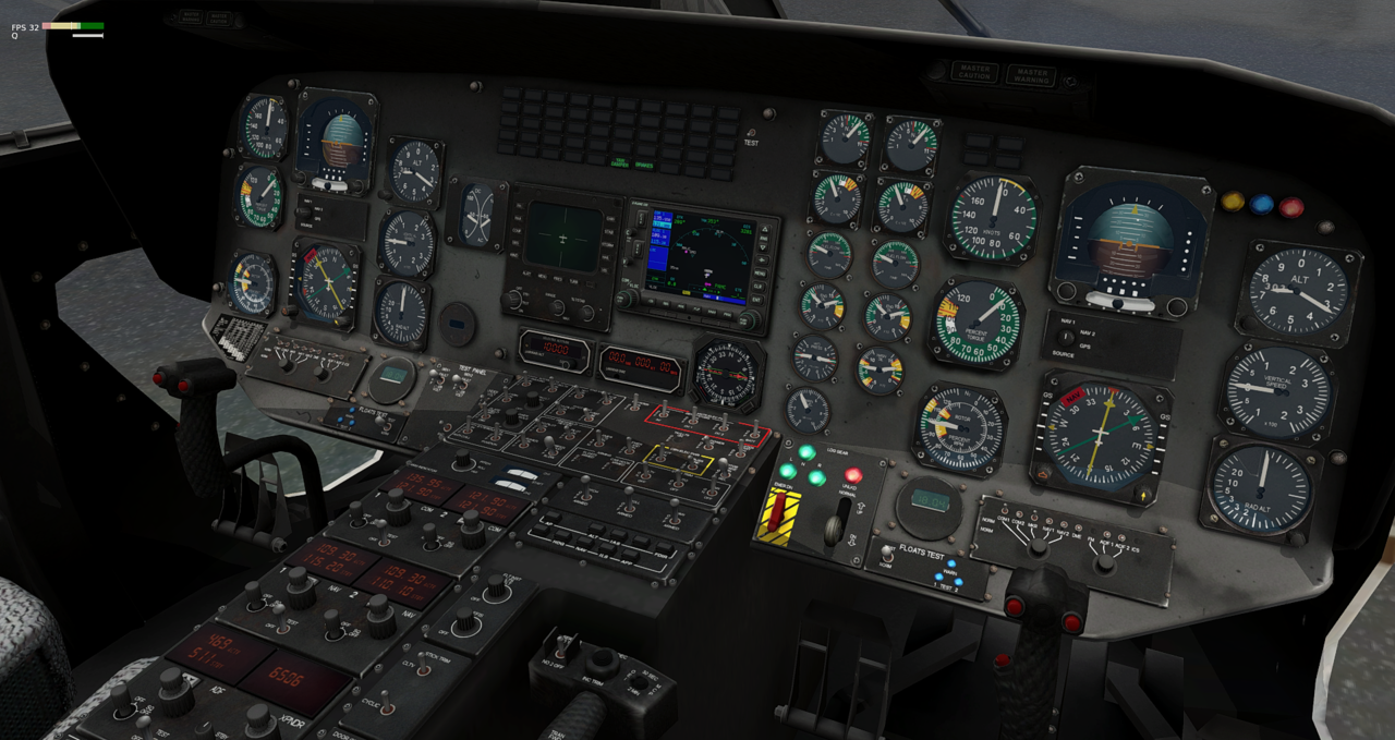 Die Standardflugzeuge des X-Plane 11 33982553uy