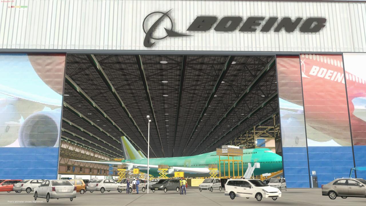 Von Skykomish zu Boeing in Paine Field 34017342nt
