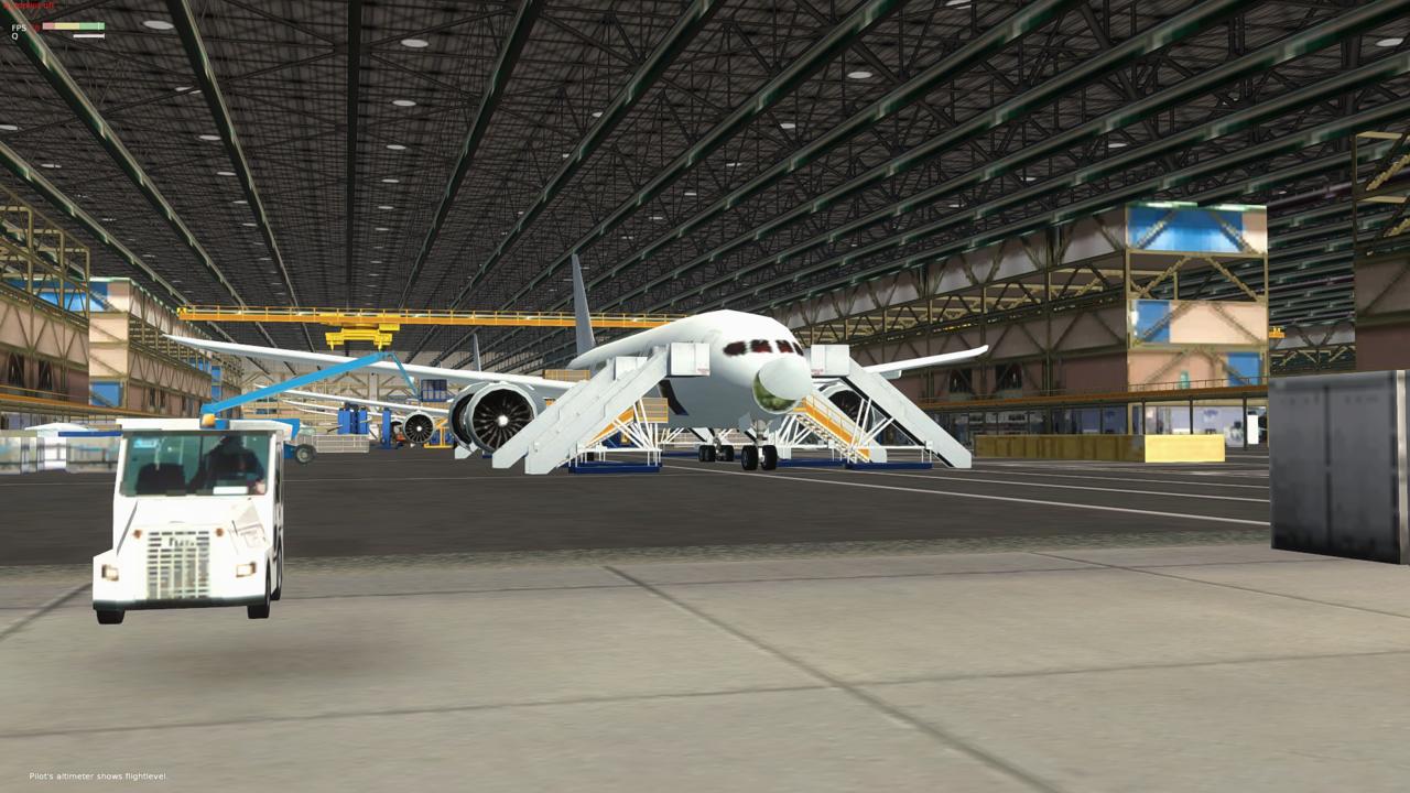 Von Skykomish zu Boeing in Paine Field 34017345mb