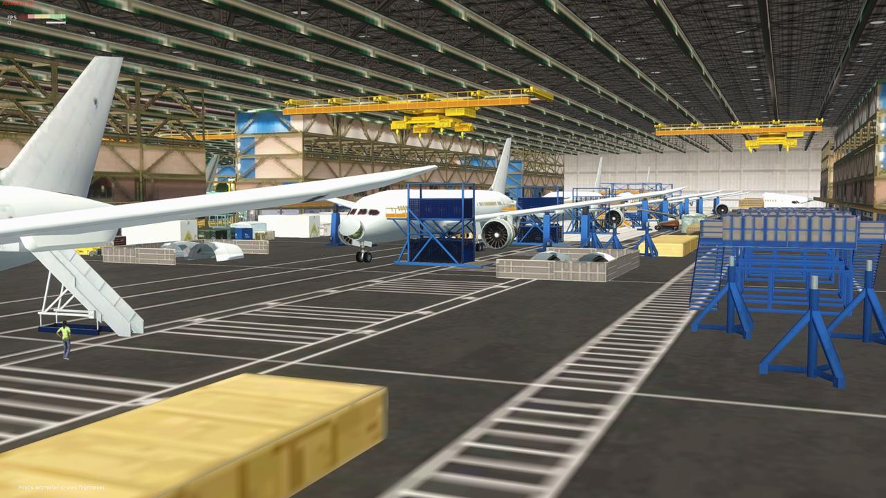 Von Skykomish zu Boeing in Paine Field 34017364gq