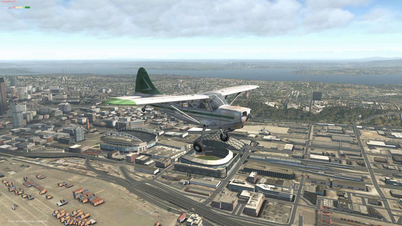 Von Skykomish zu Boeing in Paine Field 34017398el