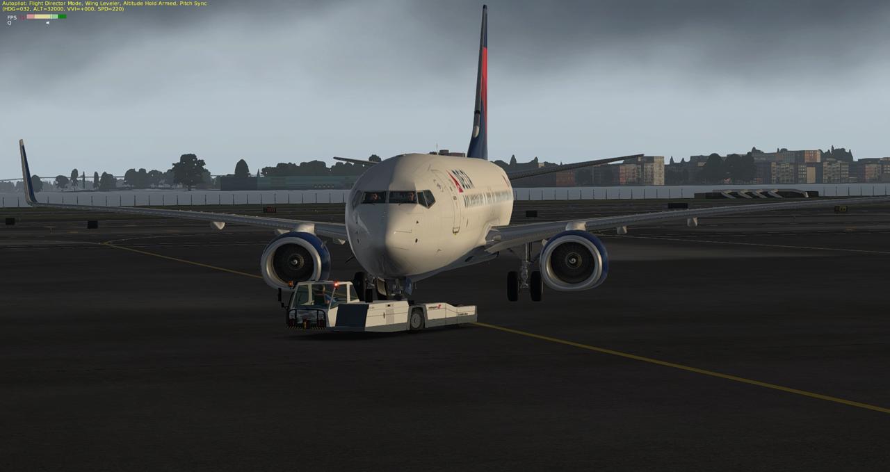 Mit der 737-800 Zibo von New York nach Chicago 34245414kn