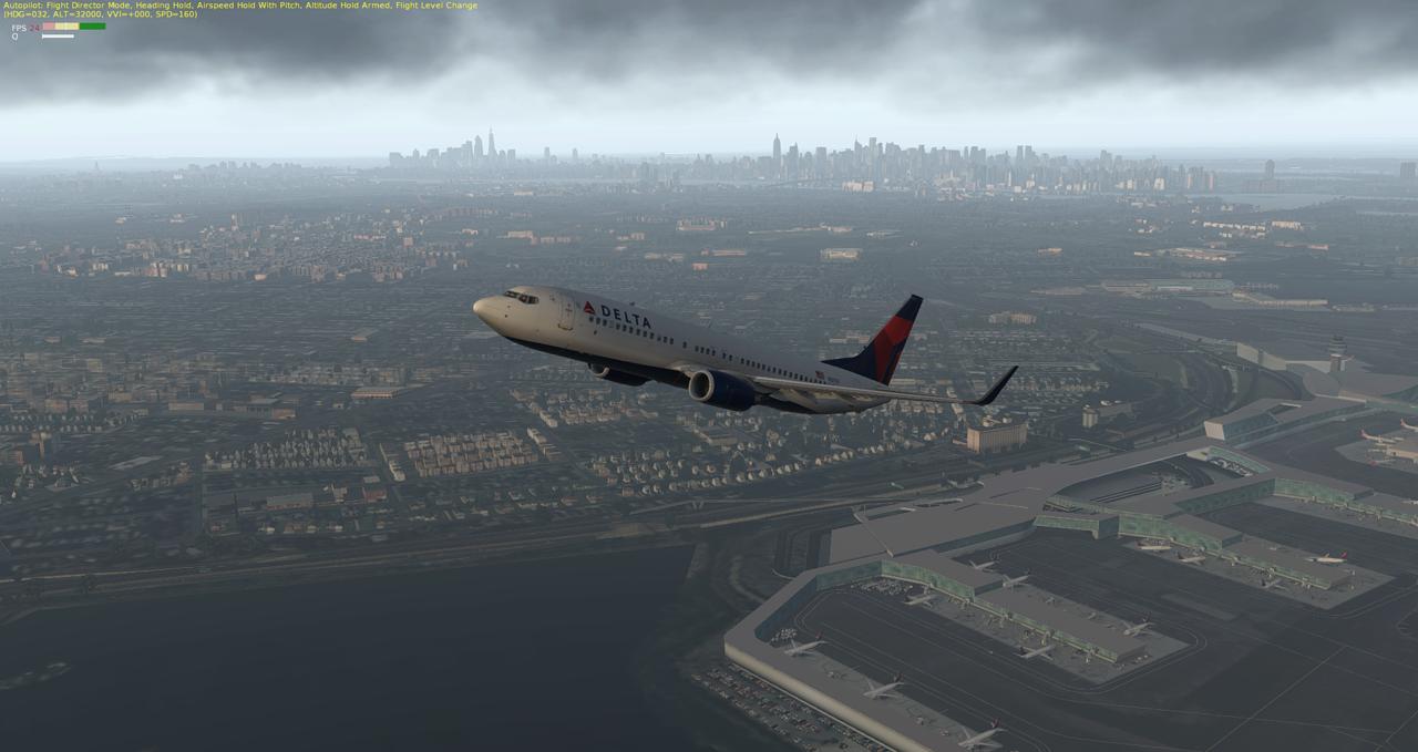 Mit der 737-800 Zibo von New York nach Chicago 34245425bo